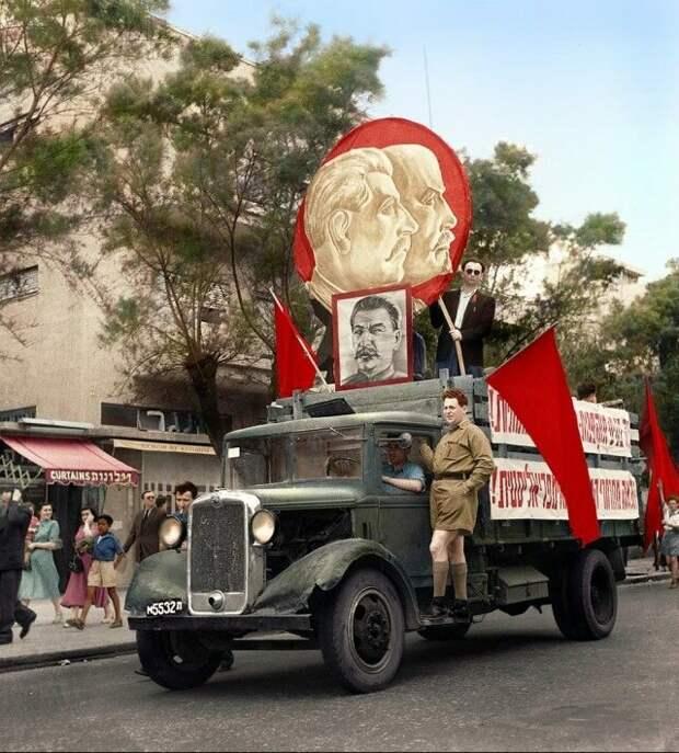 Как Сталин помогал Израилю и как тот отплатил ему