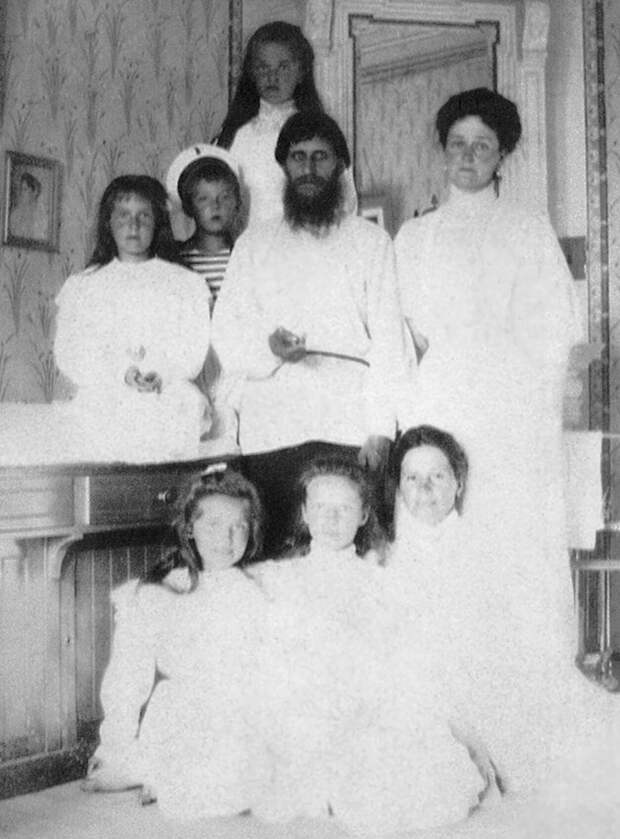 Наследница дьявола: жестокая судьба последней дочери Григория Распутина