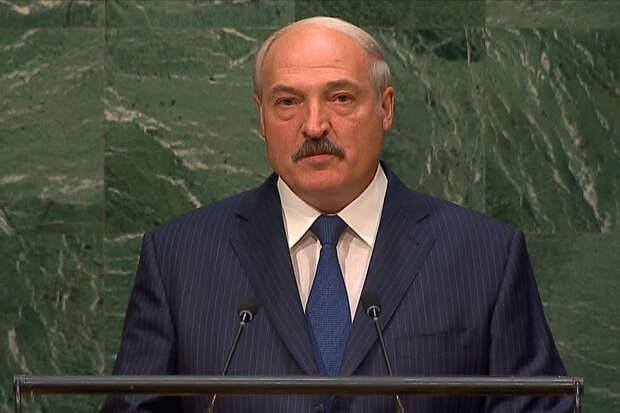 Лукашенко заявил, что действовал законно в ситуации с самолётом Ryanair
