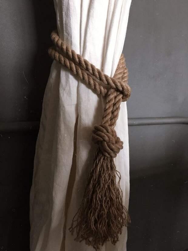 Как использовать канат декоративный в интерьере: идеи для вдохновения (31 фото)