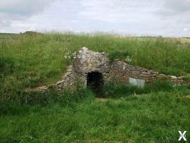 Стоуни-Литлтон – курган эпохи неолита...
