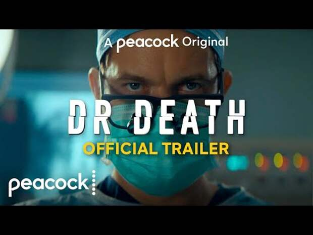 Dr. Death Trailer: Joshua Jackson Plays a Killer Surgeon!