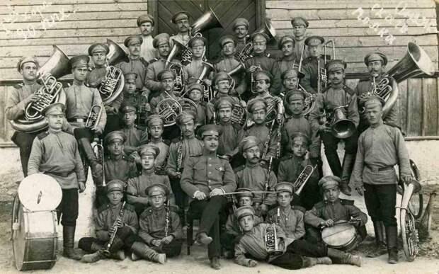 Оркестр 90-го Онежского полка