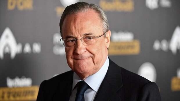 Перес: «Возможно, нам придется сократить футбольные матчи, если молодежь считает ихслишком длинными»