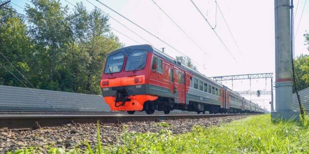 Часть электричек от Грачёвской отменены до 23 сентября