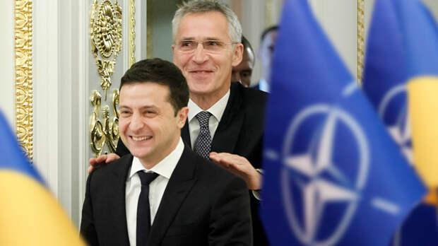 НАТО на обломках Украины: Как это будет