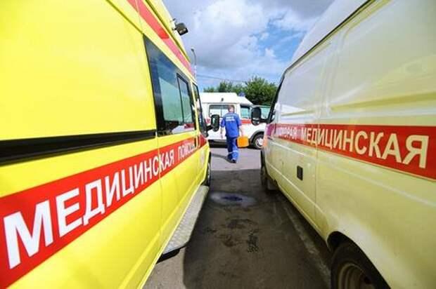 В Сочи в результате ДТП госпитализирован подросток