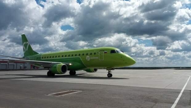 Руководство S7 не планирует бонусные программы для пассажиров с прививками от COVID-19