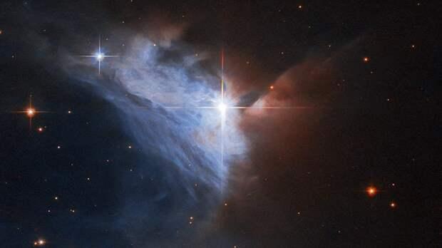 Астрофизики открыли вращение нитей космической паутины