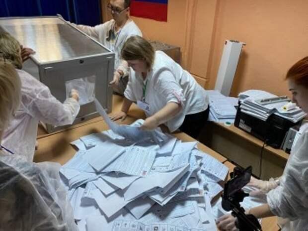 Стали известны официальные победители на выборах 2021 в Калужской области