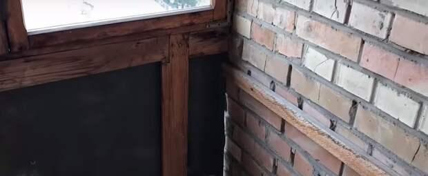 Бюджетная переделка балкона, которая каждому по плечу