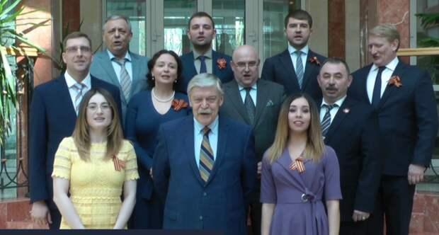 Российские дипломаты исполнили песню «Катюша». События дня