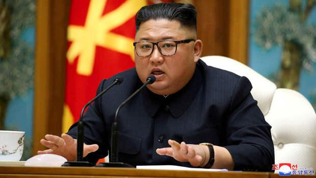 СМИ: Ким Чен Ын объявил об угрозе голода