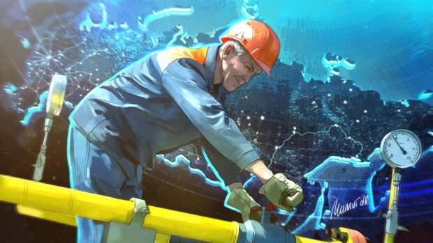 Цена на газ оказалась главной угрозой для предприятий Украины и Прибалтики