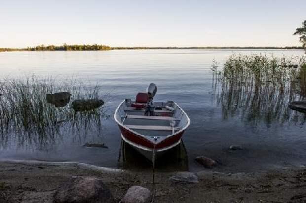 Для некоторых видов лодок отменили транспортный налог