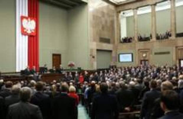 Правящая партия выиграла выборы в Польше