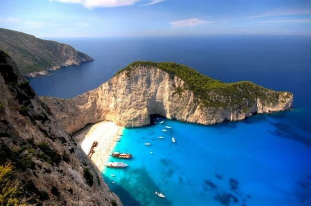 Как отдохнуть в Греции?