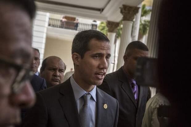 Гуаидо анонсировал начало операции по свержению режима Мадуро