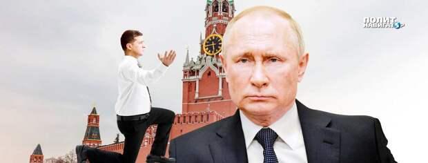 «Нередко говорит глупости». Путин прекратил разговоры с Зеленским