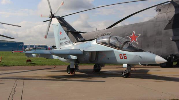 Минобороны России закупит более 20 самолетов Як-130 для нужд ВМФ РФ