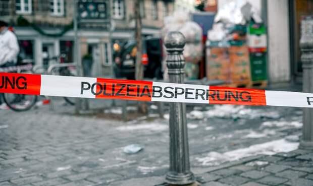 Место преступления (иллюстрация)