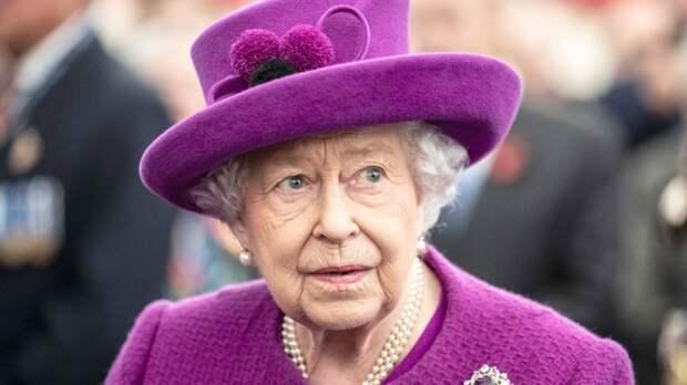 Британская королева Елизавета II не будет отмечать День Победы в этом году