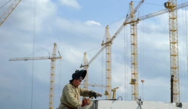 На территории бывшей Московской тонкосуконной фабрики начались строительные работы