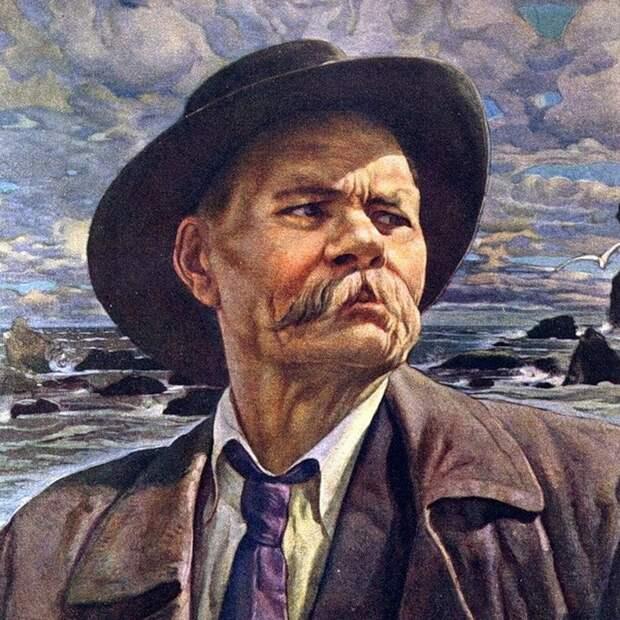 Статья М. Горького, не публиковавшаяся в СССР