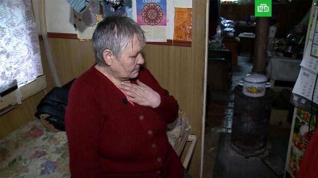 Бастрыкин взял на контроль ситуацию омской пенсионерки, живущей в бочке 35 лет