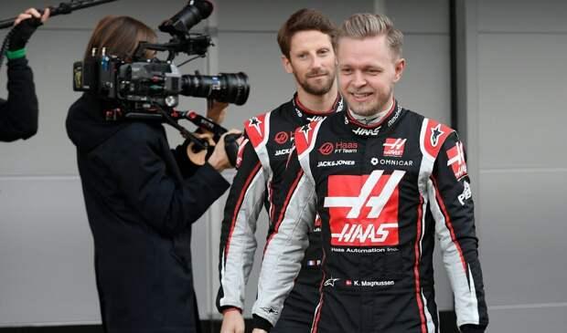 Грожан и Магнуссен снова в Формуле-1?