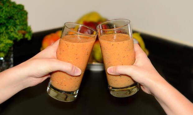 5 напитков для крепкого иммунитета