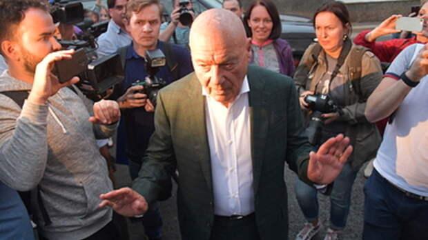 Познер научил русских демократии. Но снова оскорбил народ