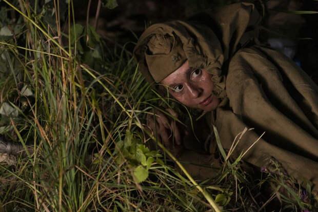 10 минут сильнейших чувств и эмоций... или КТО и КАК должен снимать фильмы о войне...
