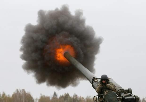 Самоходная пушка 2С7 «Пион»