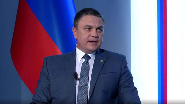 Глава ЛНР рассказал о «настоящей гражданской войне» в Донбассе