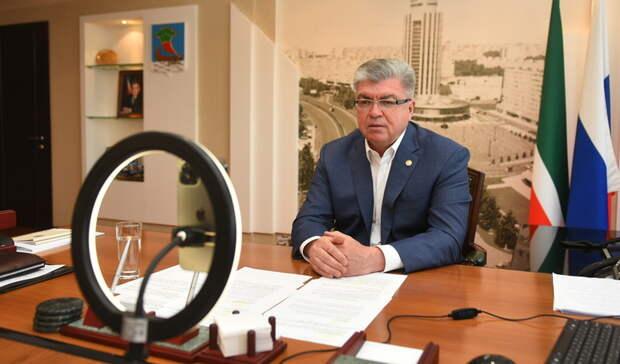 Вам снынешним мэром придется мучиться до2025 года— Наиль Магдеев