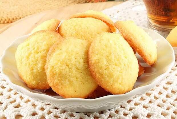 Секреты приготовления вкусного кокосового печенья