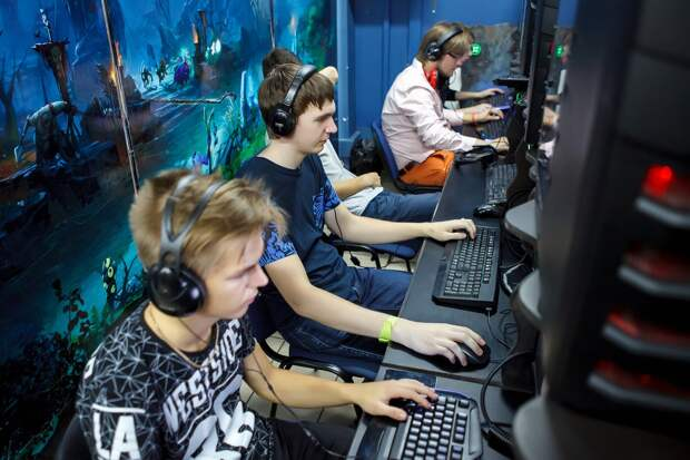 В российских школах детей научат зарабатывать на компьютерных играх