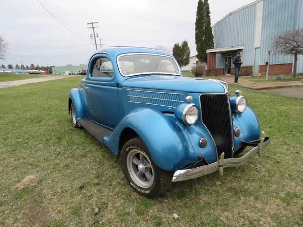 1936 Ford 3 Window Coupe Вот это ДА, винтажные авто, гоночные автомобили, интересно, коллекция авто, коллекция автомобилей, мотоциклы, раритетные автомобили