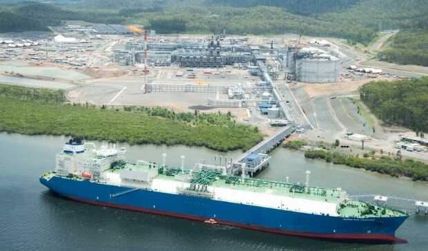 Shell закрыла сделку попродаже доли вавстралийской QCLNG