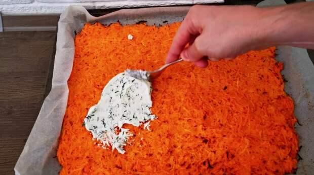 Мама научила готовить вкусное блюдо из обычной моркови. Теперь это любимое блюдо у нас в семье – заходит на ура