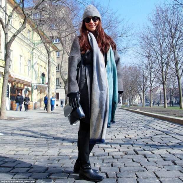 Модники и модницы со всего света