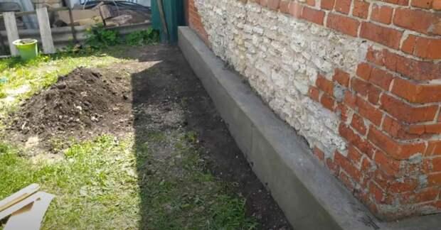 Недорогой способ ремонта треснувшей стены (+ дополнительное усиление старого фундамента)