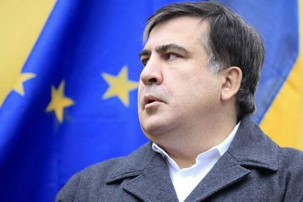 Саакашвили предрек Украине распад