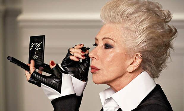 Старый новый тренд: как Патти Смит, Хелен Миррен и другие женщины в возрасте завоевывают fashion-индустрию