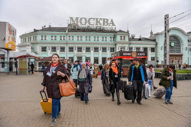 10 самых популярных прозвищ Москвы