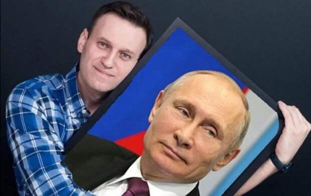 Путин или Навальный? Баттл «Левада-центра» с его невероятными итогами