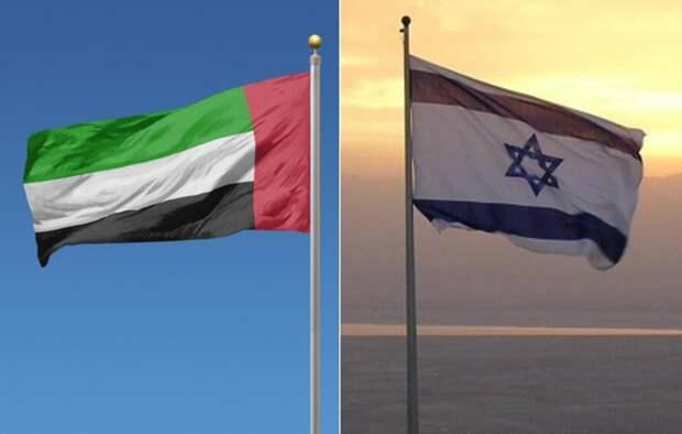 За соглашением Израиля и ОАЭ торчат уши Вашингтона