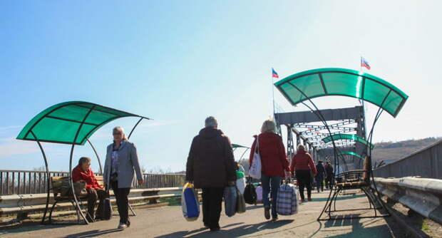 В ЛНР призвали ООН отреагировать на украинские ограничения при пересечении КПВВ