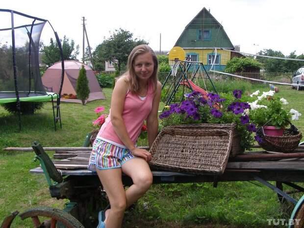 Молодая семья купила старую дачу и за год превратила в райское местечко